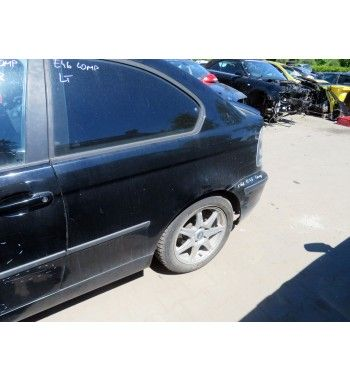 LEFT REAR SIDE PANEL   BMW 3 E46 COMPACT
