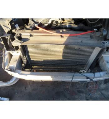RADIATOR SET   BMW 5 E60 2.2 16V