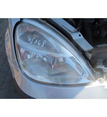 HEADLIGHT RIGHT   MERCEDES A-KLASA W168 LIFT