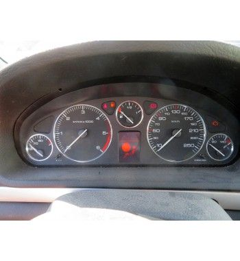 INSTRUMENT CLUSTER   PEUGEOT  407 SW 2.0 HDI
