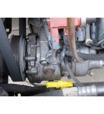 AIR CONDITIONING COMPRESSOR   PEUGEOT  307 SW 2.0 HDI