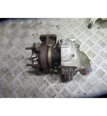 TURBO CHARGER 17201-27050  TOYOTA COROLLA E12 2.0 D4D