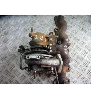 TURBO CHARGER 14411-8H800  NISSAN  X-TRAIL T30 I 2.2 DCI