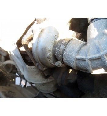 TURBO CHARGER   FORD FUSION LIFT 1.4 TDCI