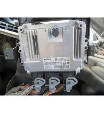 BASIC ECU CONTROL UNIT 9664257580 0281013332 CITROEN C5 II LIFT 1.6 HDI