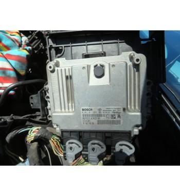 BASIC ECU CONTROL UNIT 9658274680 0281011633 PEUGEOT  407   1.6 HDI
