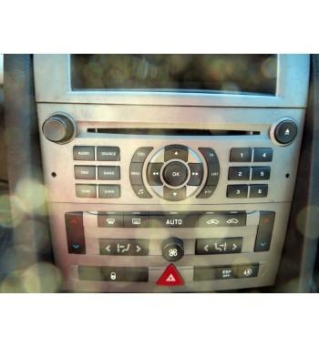 RADIO RECEIVER RD4  PEUGEOT  407