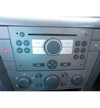 RADIO RECEIVER CD30  OPEL VECTRA C LIFT
