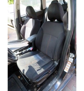 FRONT LEFT SEAT GRZANY  SUBARU FORESTER III SH