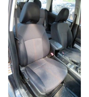 FRONT RIGHT SEAT GRZANY  SUBARU FORESTER III SH