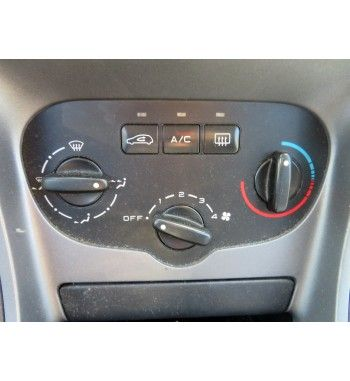 AIR CONDITIONING CONTROL   PEUGEOT  307